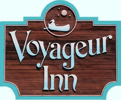 The Voyageur Inn on Mackinac Island, Michigan
